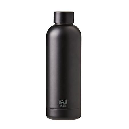 Raw Termoflaske - Mat Black