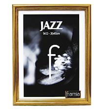 Jazz guldram - 30x40