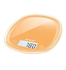 Köksvåg Pastell Orange 5 kg