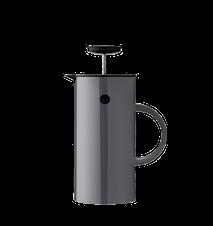 EM Kaffepress Antracitgrå