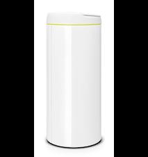 FlipBin Hvit/Lysegrå 30 L