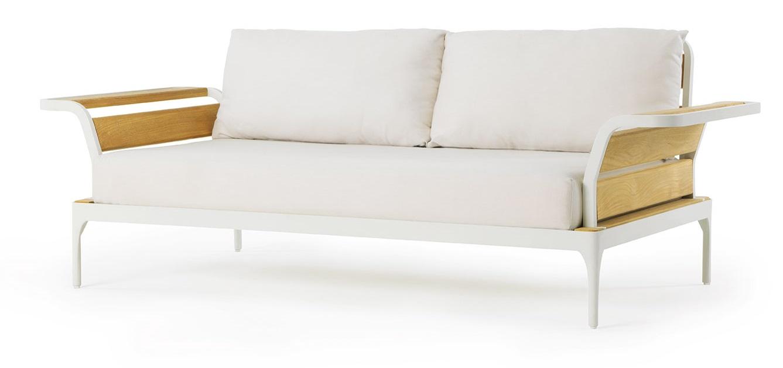 Meridien soffa inkl. dynor