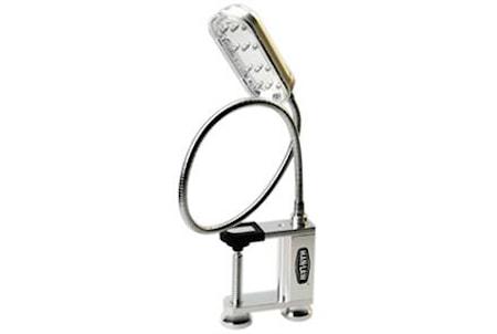 BBQ-lampa