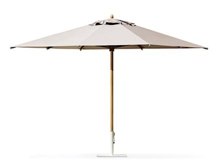 Classic 3x3 parasol - Ivory