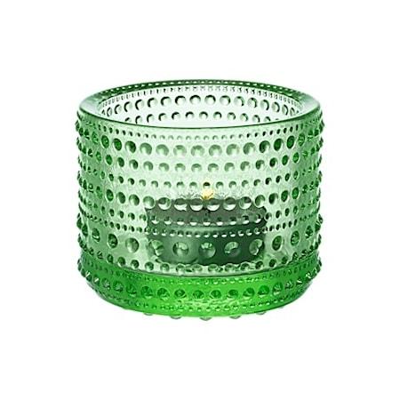 Kastehelmi Ljuslykta 64mm Äppelgrön