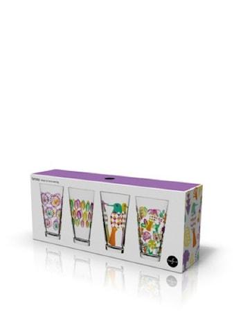Fantasy Glas 4-pack Rosa 30 cl