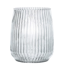 Vas Clear Glass Ø16,5x17 cm