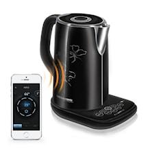 SkyKettle Vattenkokare med Bluetooth/WiFi-styrning och Temperaturval 1,7 L