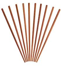 Pinnar Bambu 10-pack 24 cm