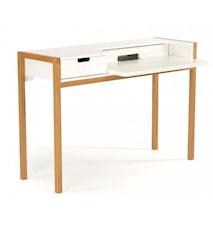 Woodman farringdon skrivbord - Med lådor