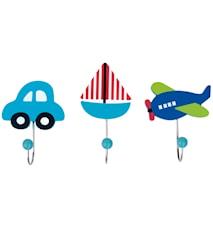 Krokar Flygplan