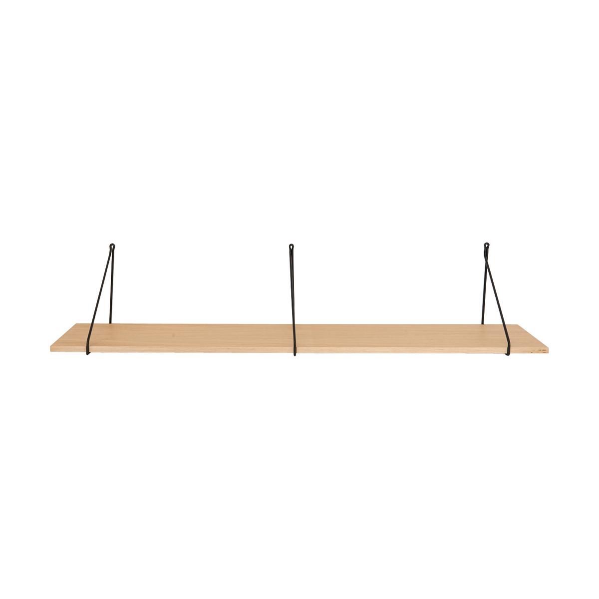 Apart Hyllplan Ekfaner 129x24x1,5 cm