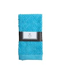 Håndduk 100% Bomull Turkis 70x50 cm