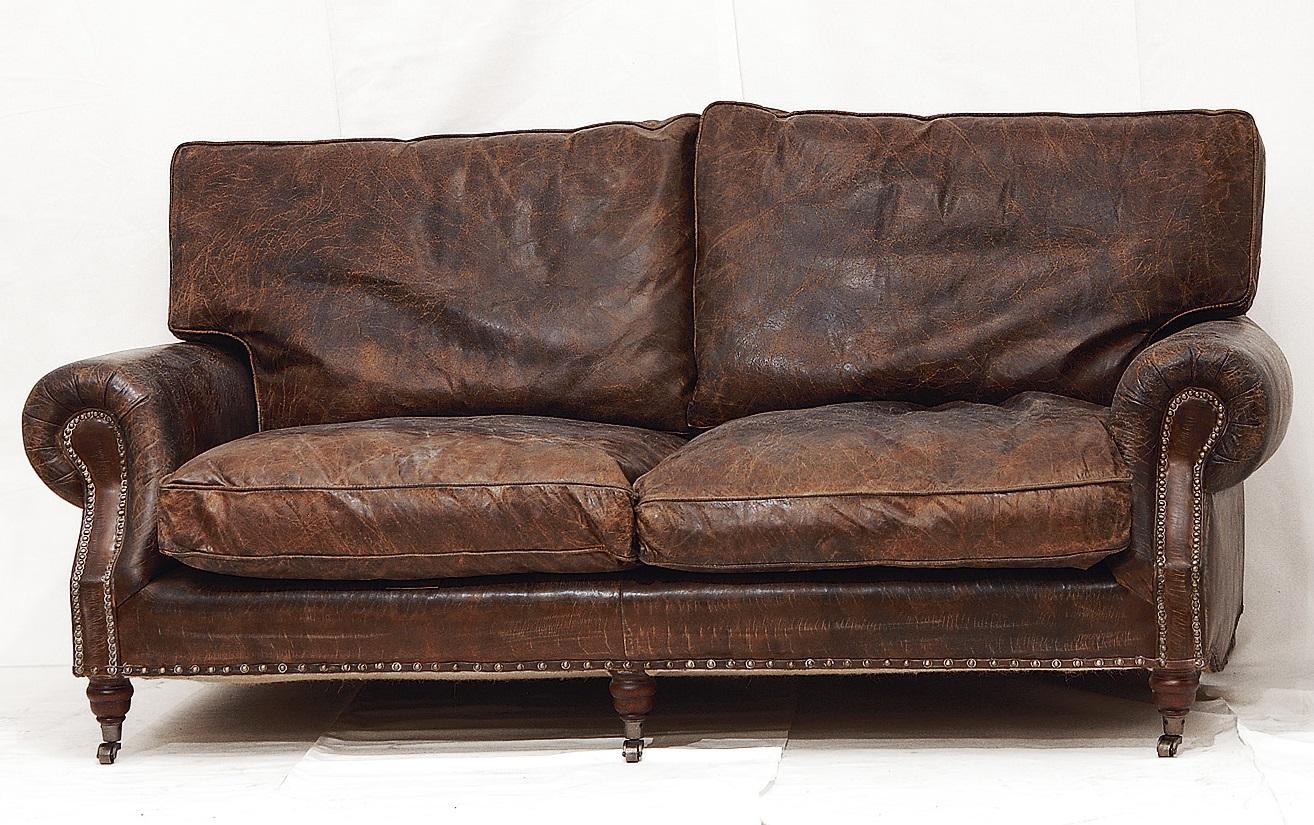 Balmoral soffa - 3-sits