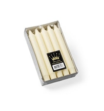 Kronljus Elfenben 10-pack 20cm