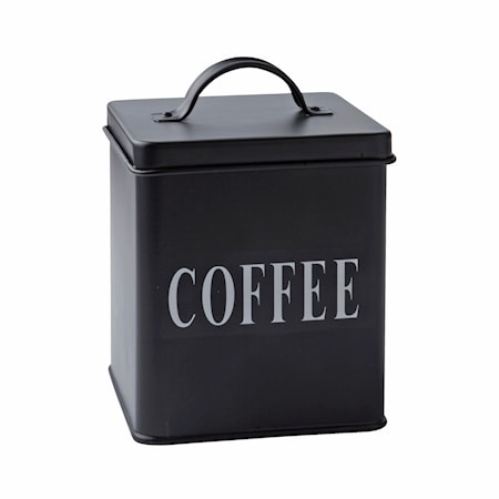 Galzone Säilytyspurkki Coffee Metalli 14×11,5 cm