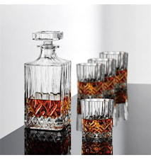 Harvey Whiskey-Set 1 St Karaff+ 4 St Glas 24 cl