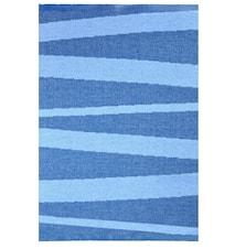 Åre Mörkblå/blå matta 1 m