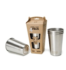 473 ml Pint Cup 4-pakk