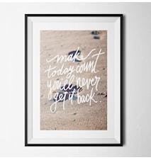 Beach poster - 40x60