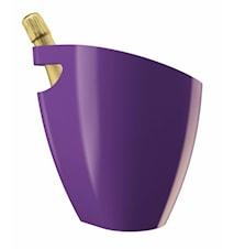 Violet nature- Ishink av akrylplast