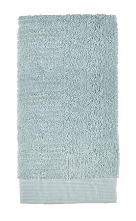 Handduk Classic Grå/Grön 100x50 cm