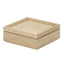 Nomad Box 14x14x5,5 cm