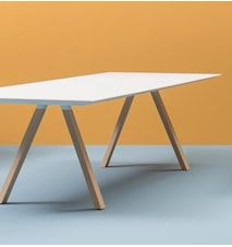 Arki table tre – Hvit
