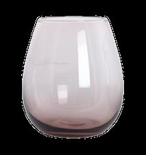 Vattenglas Ball 10 cm - Lila