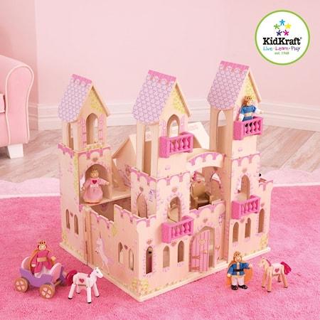 Princess castle dockhus
