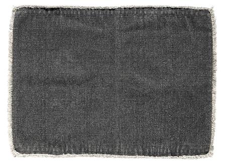Tablett stentvättad 33x48 cm - Grå