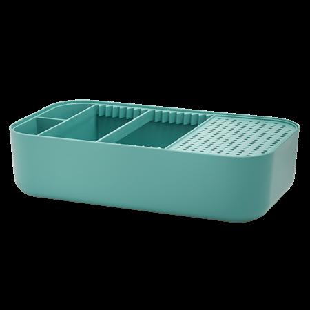 DISHY oppvaskstativ - grønn
