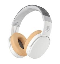 Crusher Wireless Vit Over-Ear Trådlös Mic
