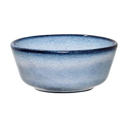 Bloomingville Sandrine Kulho Sininen Kivitavaraa 8×3,5 cm
