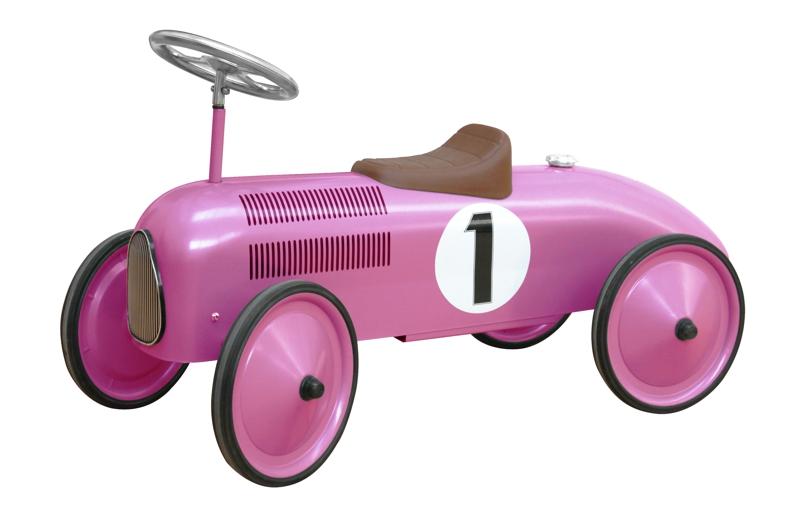 Classic metal racer pink