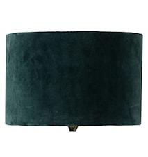 Sanna Lampeskjerm 38cm Green