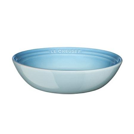 Le Creuset Djup tallrik 18 cm - Coastal Blue