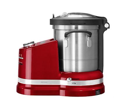 Artisan cookprocessor röd metallic 2,5 liter