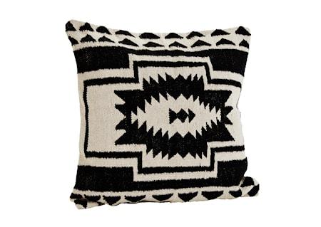 Madam Stoltz Tyynynpäällinen 60×60 cm – Musta