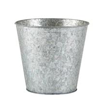 Skjuler - Zink - Grå - Antik - D 16,0cm - H 15,0cm