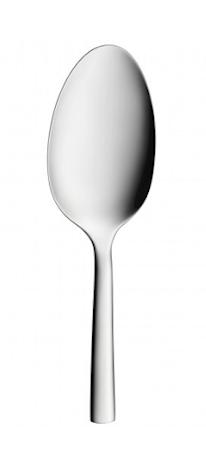 WMF Nuova tarjoilulusikka kiillotettu teräs 25,5 cm