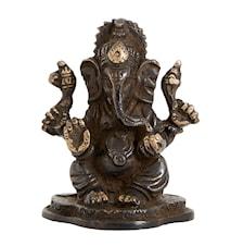 Ganesh S 7 cm - Svart