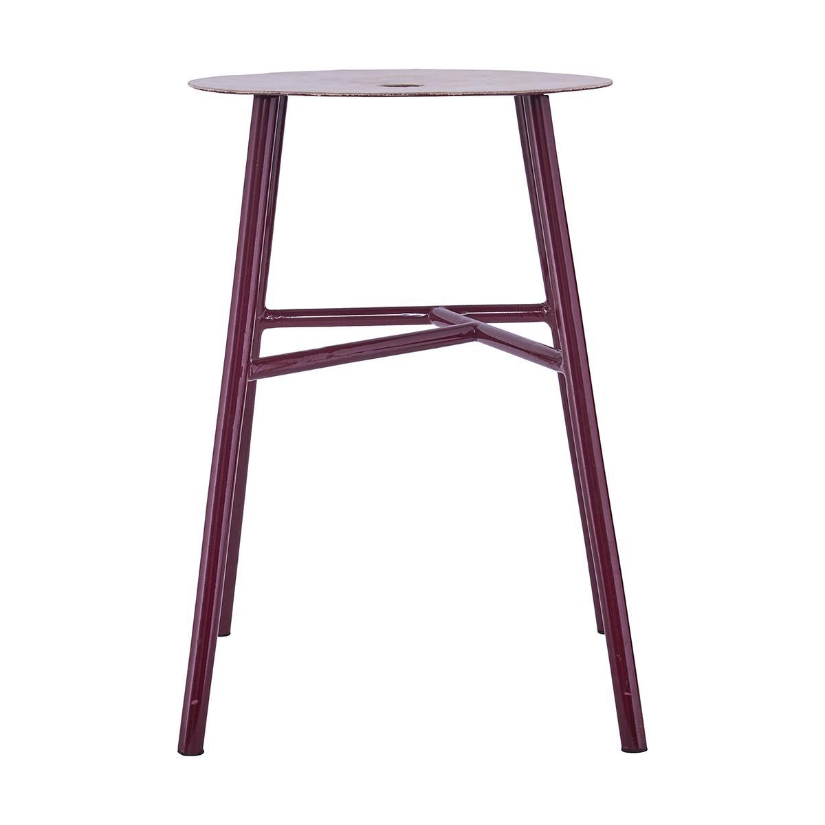 K-stool Pall Bordeaux 35x48 cm