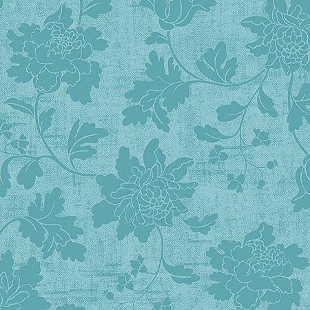 Servetter 33 cm 3-Lag Venezia Pastel Turquoise 20 st