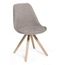Orso stol – Grå tyg