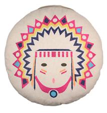 Coussin tribal gulvpudde