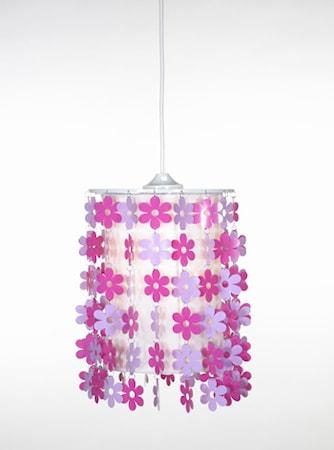 Bild av Globen Lighting Pendel Flower Rosa