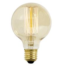 Glödlampa Vintage - Small