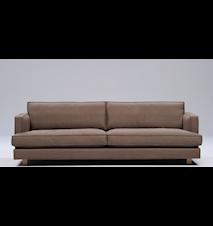 Villa 3-sits soffa – Träben