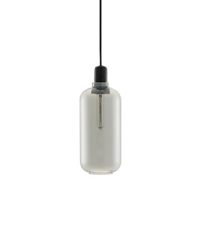 Amp Lampa Svart L